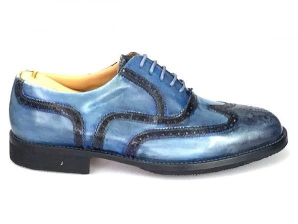 Handmade Italian Shoes Golf - Spikes - PEBBLEBeach - code SGO 2774